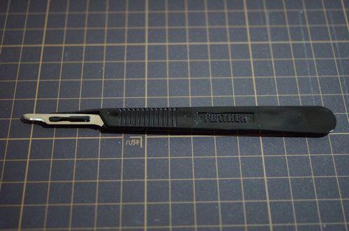 超薄刃精密ナイフFE-15_2