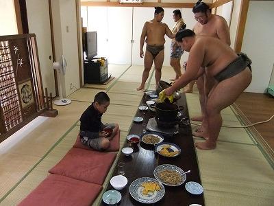 未来のお相撲さん