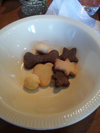 わんちゃんクッキー