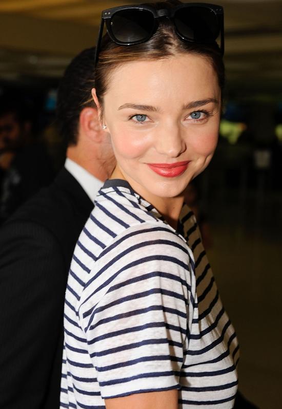 いつも笑顔を忘れない!ミランダ・カー最新画像
