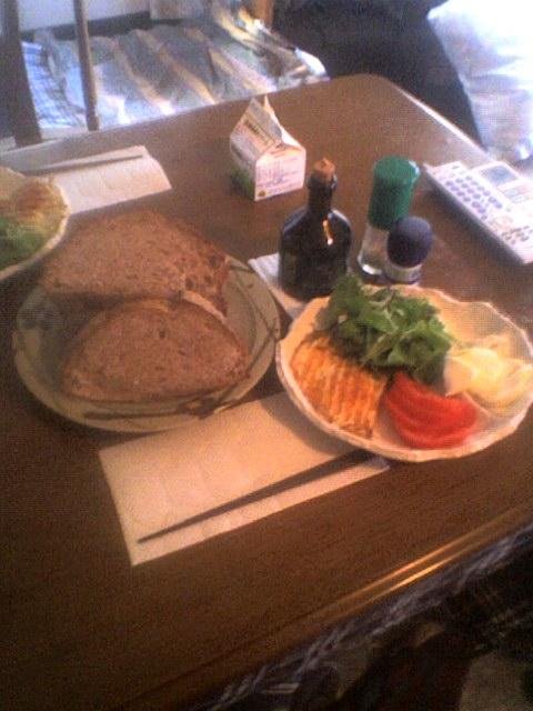 朝ご飯20111204