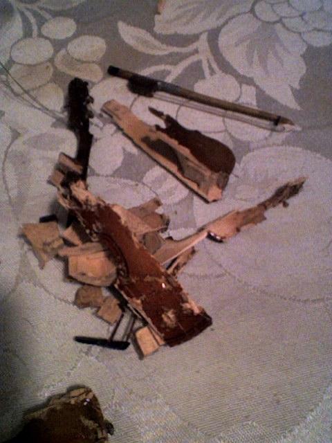 ミニチュアバイオリン20111215