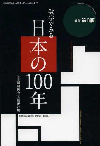 数字でみる日本の100年―日本国勢図会長期統計版