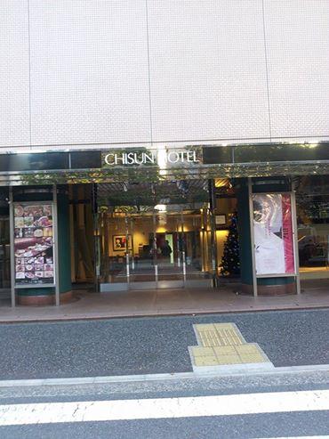 チサンホテル朝日アマ
