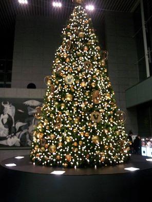 東京クリスマスツリー