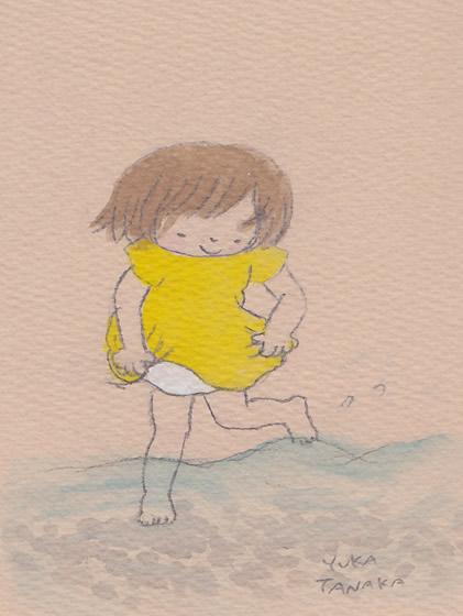 海とパンツ