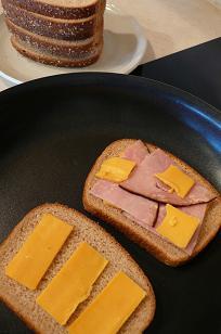 グリルチーズ1
