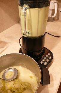 ブロッコリースープ6