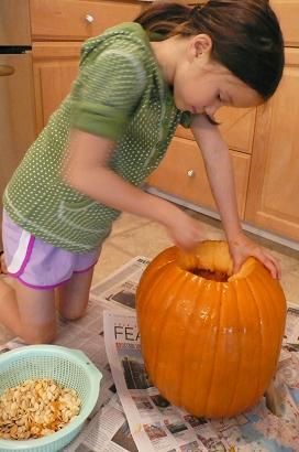 かぼちゃ種1