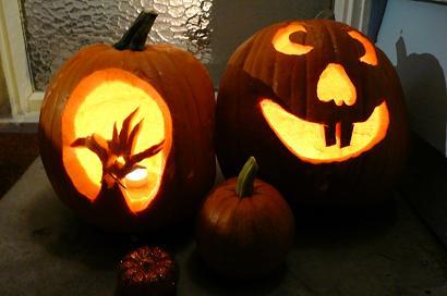 かぼちゃ種3