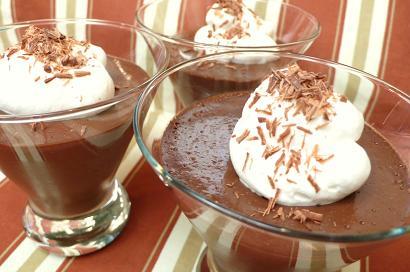 チョコレートプディング8