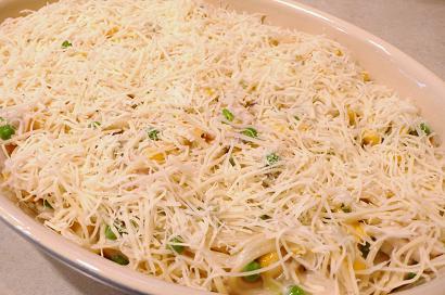 スパゲッティキャセロール3