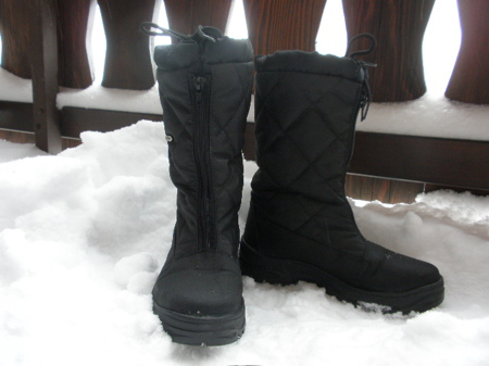 snowing〜
