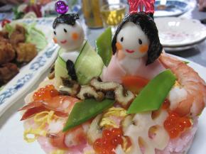 お雛寿司2