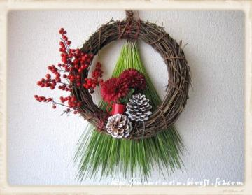 お正月飾り1
