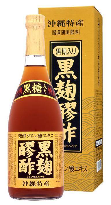 黒麹醪酢黒糖set