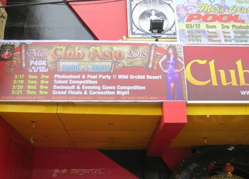miss club asia2013