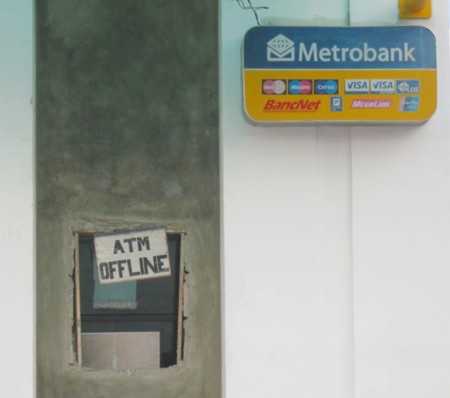 metrobank offline