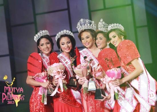 mutya ng pilipinas 2013 winners-b