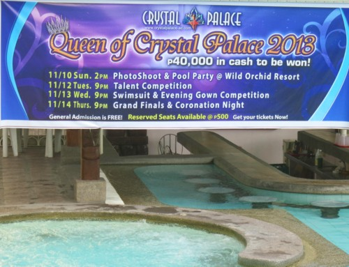 queen of crystal palace 2013