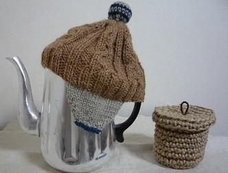耳つき帽子2