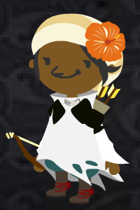 小従者キャラメルpape