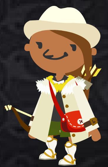 小従者マリーシャpape