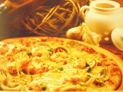 PANE E VINO のピザのイメージ