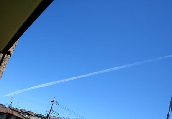 ひこうき雲1