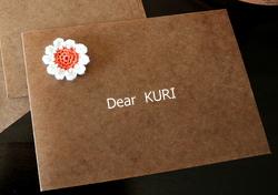 dear kURI