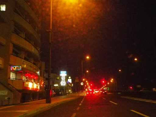 宮崎大橋、小松台側