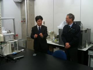 実験室にて(1)