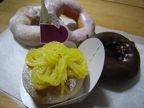 雛祭り(ひな祭り) 桃の節句 ドーナツ???