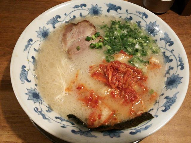 丸山_キムチラーメン01