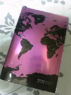 mark's diary 2012