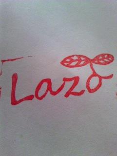 Lazo消しゴムスタンプ⑤