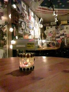 ALL STARS CAFE店内