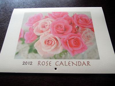ローズカレンダー