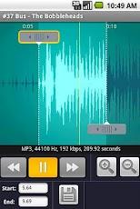arrows z isw11f 着信設定 Ringdroidアプリwavファイルを着信音に!