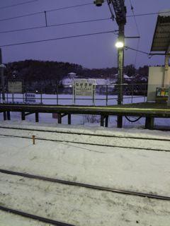 長坂の朝日0