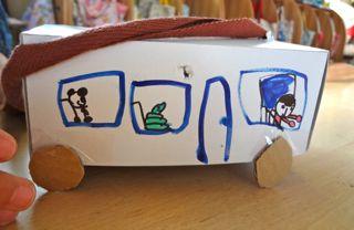 たまちゃんのバス2