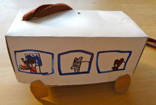 たまちゃんのバス4