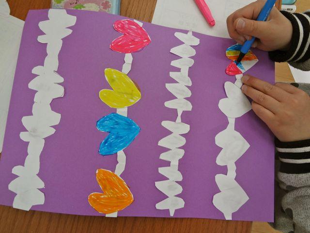 タイ風切り紙3