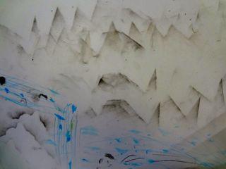 クレパステンシル・山脈