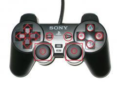 TERA用コントローラー設定PS2その1