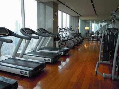 Park Hyatt Seoul gym