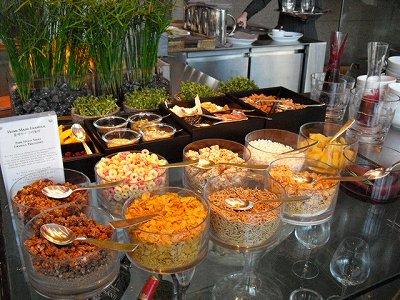 Park Hyatt Seoul food