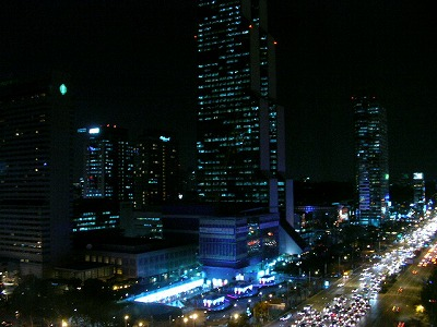 Park Hyatt Seoul yakei