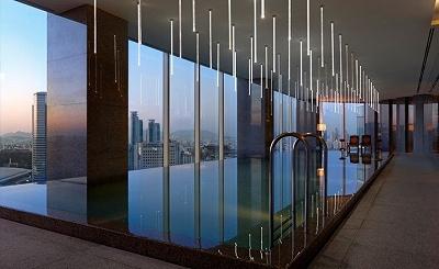 Park Hyatt Seoul pool 2