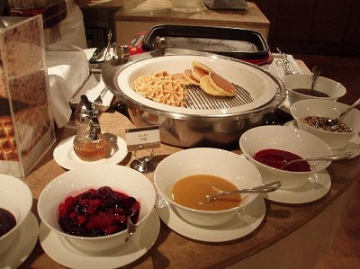 グランド インターコンチネンタル ソウル breakfast